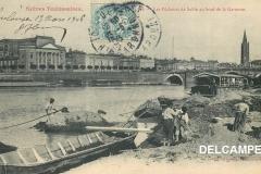 Les-Pecheurs-de-Sable-au-bord-de-la-Garonnee