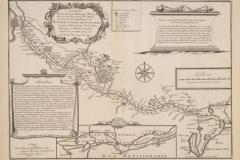 Carte du Canal du Midi